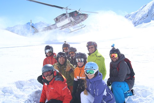 Campers Heli Boarding 2016