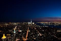 New York by night (G6PUN) Tags: longexposure newyork building night nikon state manhattan nightime empire d750 empirestatebuilding empirestate