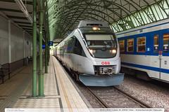 4024 130-9 | S-Bahn 45 20658 | Wien  Krottenbachstrae | Rakousko (jirka.zapalka) Tags: wien train austria spring sbahn railstation obb rakousko stanice rada4024obb