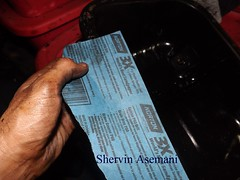Mastermanship 4 by Shervin Asemani (73) (SheRviNRRR) Tags: oil pan gasket sitting surface preparation process