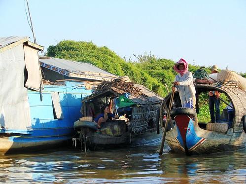 lac tonle sap - cambodge 2007 24