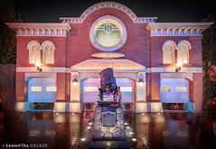 Welcome to Radiator Springs (Samantha Decker) Tags: california ca disneyland wideangle socal anaheim themepark disneyscaliforniaadventure uwa radiatorsprings canonef1635mmf28liiusm canoneos6d carsland samanthadecker socal16