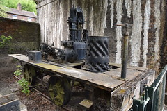 Sentinel/Caolbrookdale Iron Works No.6185 (hugh llewelyn) Tags: coalbrookdale sentinel sentinelcaolbrookdaleironworksno6185 museumofironmuseum