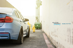 BMW F80 M3 (Elite Finish Detailing) Tags: elite finish detailing san diego paint correction protection auto salon sdwrap autoarmour cquartz ceramic coating car pro bmw f80 m3 twin turbo yas marin blue industry leaders exotic dream cars carbon fiber
