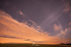 In Plain Sight (James C. Aiken Photography) Tags: light beauty clouds stars landscapes pollution fields magical plain scapes formed