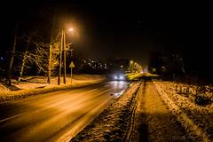 Radzionkw (nightmareck) Tags: winter night europa europe fuji poland polska handheld fujifilm zima fujinon silesia pancakelens xe1 apsc mirrorless lskie grnylsk xtrans fotografianocna radzionkw xmount xf18mm xf18mmf20r bezlusterkowiec
