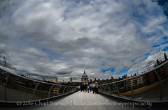 DSC_4435 (reflective perspicacity) Tags: uk england urban bw london thames towerbridge londonbridge europe modernart europeanvacation escalator stpauls eu parliament bigben millenniumbridge tatemodern fisheye britishmuseum nikond300