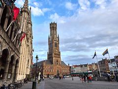 grote markt, Brugge (wellingtonandsqueak) Tags: belgium brugge grotemarkt c1