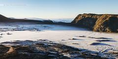 - Hiver glac - (Frog 974) Tags: hiver ngc glace glac austral pitondelafournaise plainedessables ledelarunion patrimoinemondialdelunesco