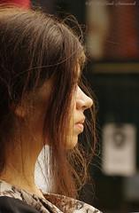 Portrait (Natali Antonovich) Tags: brussels portrait belgium belgique belgie profile stare reverie sweetbrussels
