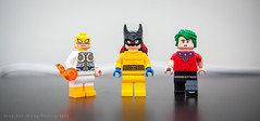 [Lego Marvel] Iron Fist, Hellcat and Doc Samson (Jonathan Wong Photography) Tags: comics iron lego walker fist danny superheroes custom patsy samson marvel doc defenders rand hellcat the purist