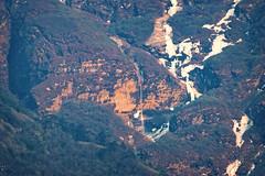 Waterfall in Everest Region of Nepal (CamelKW) Tags: nepal waterfall 2016 everestregion everestpanoram