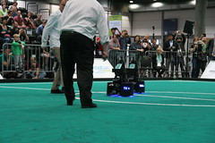 IMG_6531 (carpenoctemcassel) Tags: robots robocup middlesizeleague carpenoctemcassel robocup2016 robocupmsl robocupleipzig