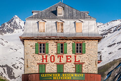 2016-06-24_furka_hotel_1a (vond.one) Tags: mountain snow lumix hotel switzerland panasonic furka fz200