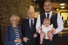 Me & Robyn with Grandma & Pops (Tim Brazier) Tags: christening robyn