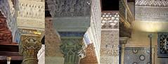 Palais Nasrides, Alhambra de Grenade, Granada, Andalucia, Espana (claude lina) Tags: claudelina espana spain espagne andalucia andalousie granada grenade ville town alhambra palaisnasrides architecture