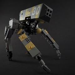 Anti Tank Droid (Marco Marozzi) Tags: lego legomech legodesign droid droneuary marco marozzi moc mecha