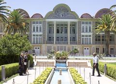 Persian Palace (Arya Boomer) Tags: palace ancient iran shiraz travel