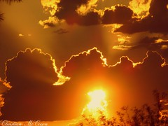 wrath of Sun (christianhon268) Tags: love lovecountry clouds tag sundown sunset