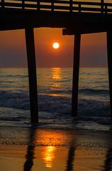 Beach Sunrise (PMillera4) Tags: beachsunrise beach sunrise dawn sun newjersey jerseyshore avalonnj