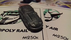 Planes, trains and automobiles... (BAKAEDAR) Tags: planestrainsandautomobiles monopoly games macromondays macromonday