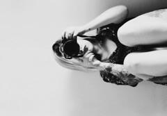 ( Fill the hole ) Tags: selfie tattoos inked inkedpeople girl blackandwhite nikon