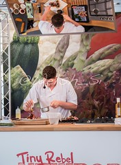 _SJL0670.jpg (Welsh_Si) Tags: newport tinyrebel food brewery foodfest demonstrations festival