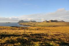 Heimaey (Vestmannaeyjar) (Niels Þ Magnússon) Tags: iceland sunset vestmannaeyjar heimaey