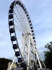 Ferris Wheel (hhschueller) Tags: germany nrw düsseldorf duesseldorf ドイツ