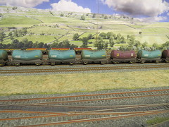 FOR SALE.... HORNBY PCA ALBRIGHT AND WILSON V TANKS 14x USED OO GAUGE WAGONS WEATHERED AND DETAILED. 10.00 EACH POSTED OR 110.00 FOR ALL 14 POSTED (37686) Tags: for all sale or 14 used v posted and wilson weathered oo gauge each hornby tanks pca wagons detailed albright 14x 1000 11000