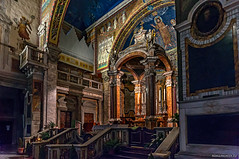 """Basilica di Santa Prassede • <a style=""""font-size:0.8em;"""" href=""""http://www.flickr.com/photos/89679026@N00/15215984763/"""" target=""""_blank"""">View on Flickr</a>"""