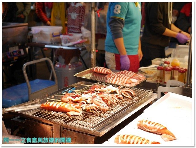 捷運松山站美食饒河夜市大阪燒章魚燒台北小吃image004