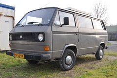 1980 Volkswagen 25 Kampeerauto (Vinylone AFS + NO trades) Tags: volkswagen 25 1980 kampeerauto
