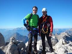 Ferrata Krn 2014 - 27 (Cristiano De March) Tags: natura slovenia slovenija autunno alpi montagna vr spherical equirectangular cristianodemarch