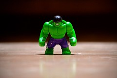 Day 1 - Meet Lego Hulk (markbernards_1year_project) Tags: green comics toy lego anger rage angry superhero superheroes hulk marvel marvelcomics incrediblehulk comicbookcharacters