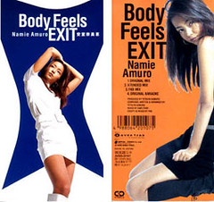 1995.10.25 - Body Feels EXIT_COVER (Namie Amuro Live ) Tags: namie amuro cover singlecover  bodyfeelsexit
