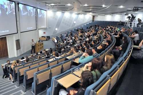Prof Iain Stewart in Allam Lecture Theat by Science and Engineering - University of Hull, on Flickr