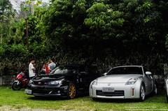 Subaru Impreza WRX & Nissan 350Z (LC Automotive Photography) Tags: nikon nissan subaru impreza wrx 350z zetto d5100 nikond5100 exoticosnorio