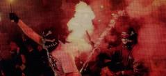 USP Feuerwerk gegen BVB (che1899) Tags: hamburg stpauli ultra usp millerntor bvb