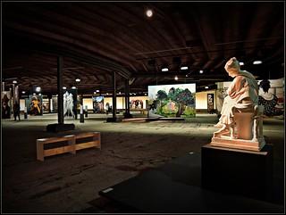 Oberhausen - Gasometer - exhibition