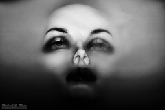 Dry Ice + kitchen Sink + Photoshop = Cool images (RickDrew) Tags: woman mist mannequin face fog scary head evil eerie filter nik dryice carbondioxide c02