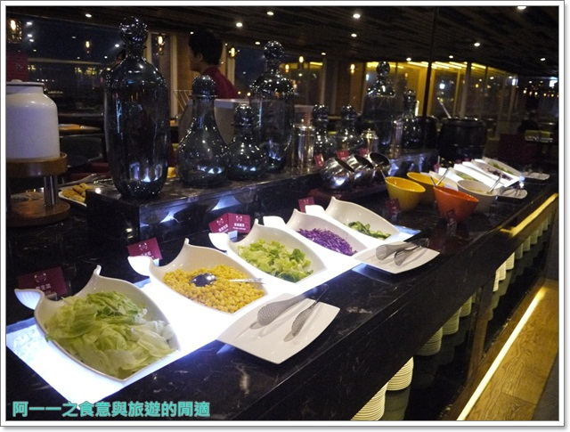 北海岸萬里野柳泊逸渡假酒店buffet吃到飽漁人廚房聚餐image020