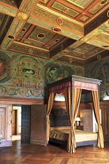 Ancy le Franc 11 (Laurent Lenotre) Tags: burgundy arts le chambre bourgogne chteau renaissance franc lentre burgund ancy boiserie xvie