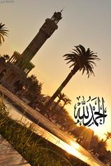 (gLySuNfLoWeR) Tags: sunset love muslim islam clocktower ottoman allah muhammad izmir gnbatm osmanl saatkulesi