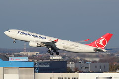 Turkish Airlines A330-200 TC-JIM Brussels Airport 2 (Nickske D) Tags: brussels airport airlines turkish a330200 tcjim