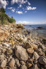 Seascape (Ricky92f) Tags: blue sky seascape canon landscape long exposure sigma sicily palermo 1020 frisco riccardo mongerbino nd1000
