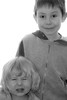 Sarah & Jack (Fossie1) Tags: portrait sarah jack high key foster