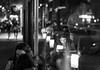 nightcafe (Hendrik Lohmann) Tags: street people bw night streetphotography lohmann lohmannstreetphotography