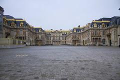 Chteau de Versailles (Te leo al s ) Tags: paris france gold europa europe or palace versailles francia chteau oro palacio