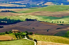 podere terrapille tuscany (Rex Montalban Photography) Tags: italy europe tuscany pienza rexmontalbanphotography podereterrapille gladiatorroad